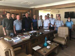 Enez Belediyesi Toplu sözleşme imzaladı