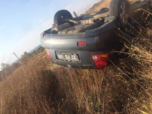 Keşan – Enez Karayolunda Kaza: 4 yaralı
