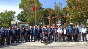 Gaziler Günü Enez'de Törenle Kutlandı